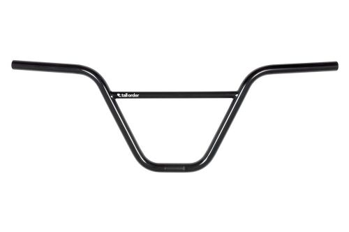 Tall Order Ramp Bar - Gloss Black 9""